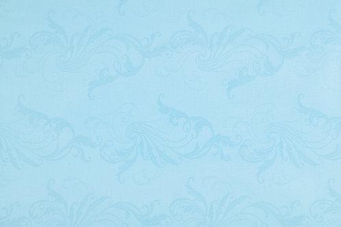 Flair Classic Tischdecke Blue gesäumt