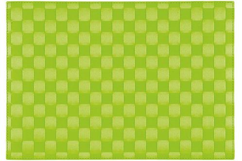 Tischset Quadro Art.40419 Light Green