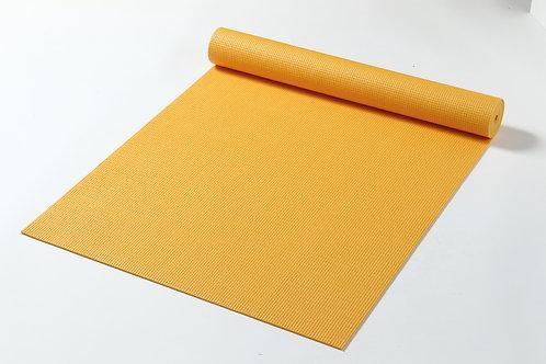 "Yogamatte ""Basic"" Art. 74012 Yellow 66x185 cm"