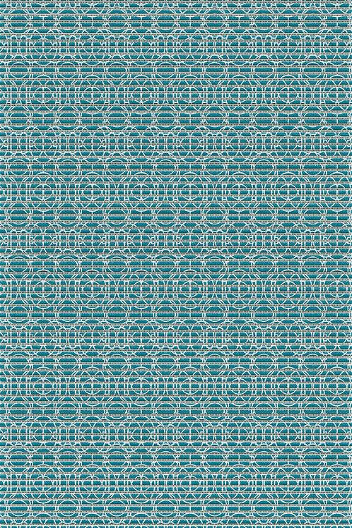Sympa Nova 70247 Graphic Teal