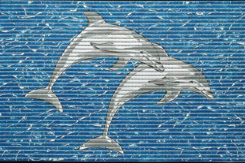 Motivmatte Art.77898 Dolphin