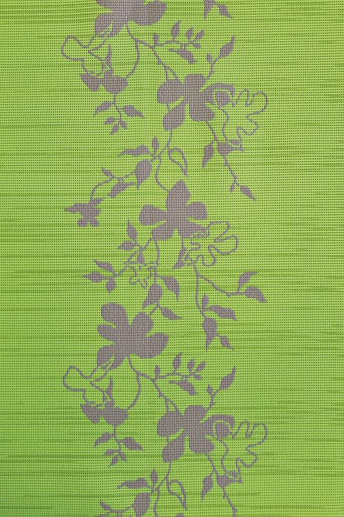 Tischläufer Miami Art. 25708 Flowers Green
