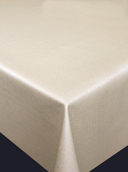Flair Art Tischdecke Linen Cream 63706