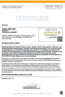 friedola_2019_Standard 100 by OEKO-TEX_D