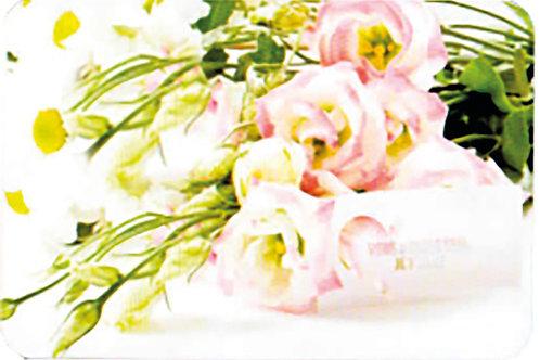 Tischset Print Art.40673 Flowers