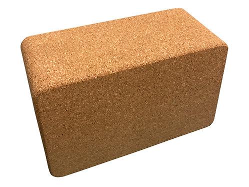 Yoga Block Kork, 10x15x23 cm, Art. 74042