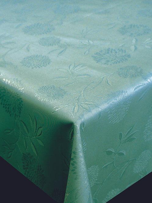 Flair Art Tischdecke Porcelan green 63704