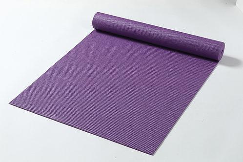 "Yogamatte ""Basic"" Art. 74013 Purple 66x185 cm"