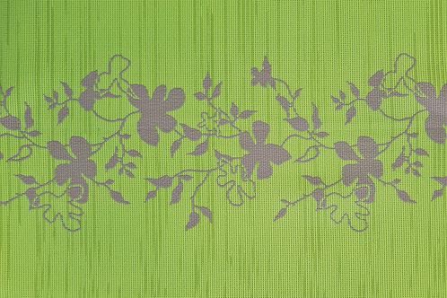 Tischset Miami Art.40508 Flowers Green