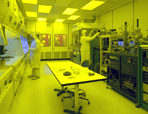 SEMICONDUCTOR MANUFACTURER CLEAN ROOMS