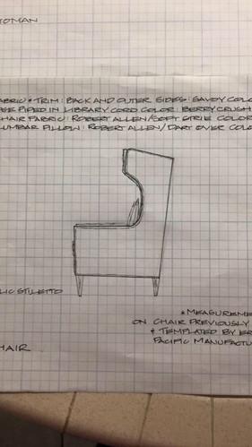 Custom Designed Chairs