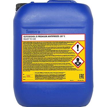 Антифриз GlycoCool G Premium (готовий,  774-C, G48, синьо-зелений)