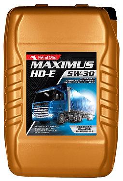 Petrol Ofisi Maximus HD-E 5W-30