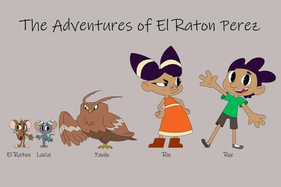 The Adventures of El Raton Perez