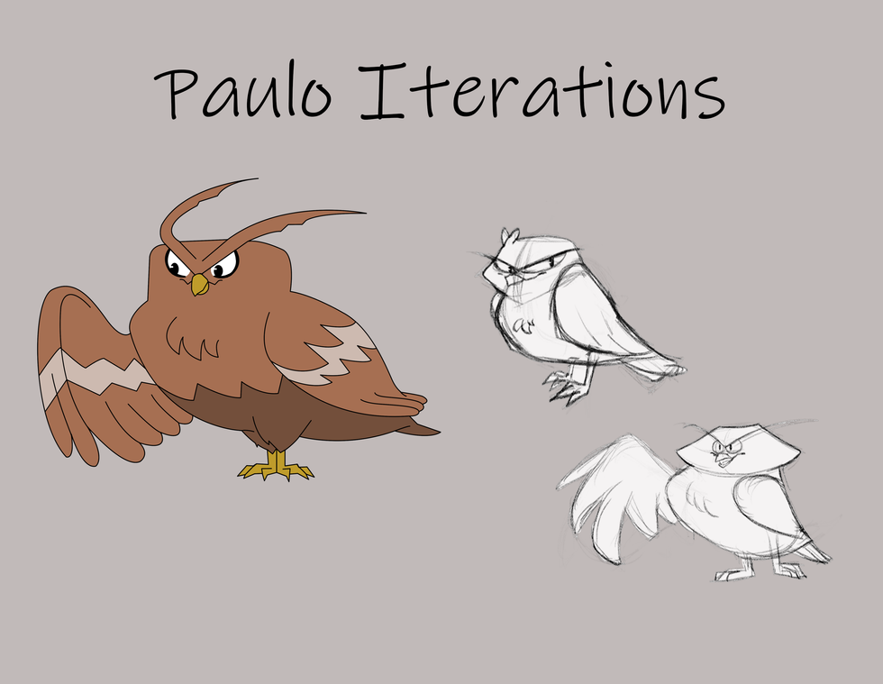 Paulo Iterations