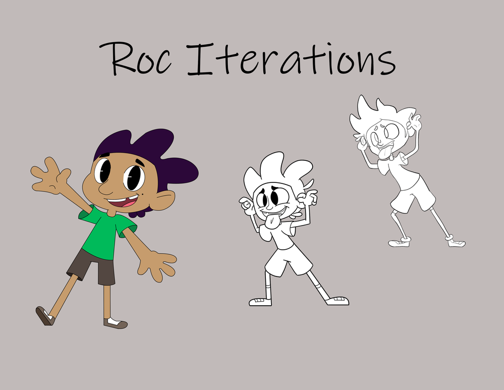 Roc Iterations