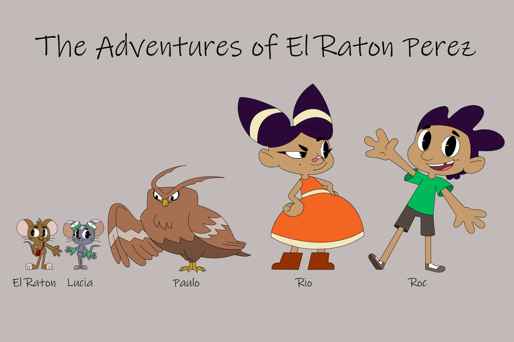 The Adventures of El Raton Perez