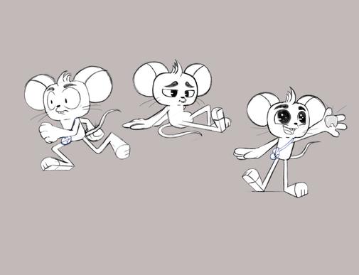 El Raton Poses