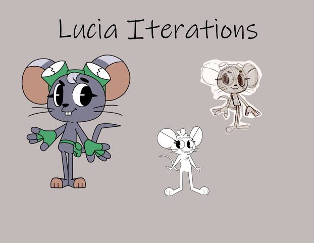 Lucia Iterations