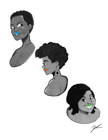 Face Studies