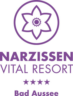 Logo Narzissen Vital Resort lila