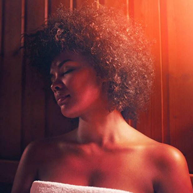 45 minute sessions in our Full spectrum Infrared Sauna willhelp you to wind down whilst getting an invigorating deep tissue sweat on that will leave you feeling Relaxed & Rejuvenated