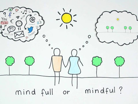 Mind FULL vs. Mindful