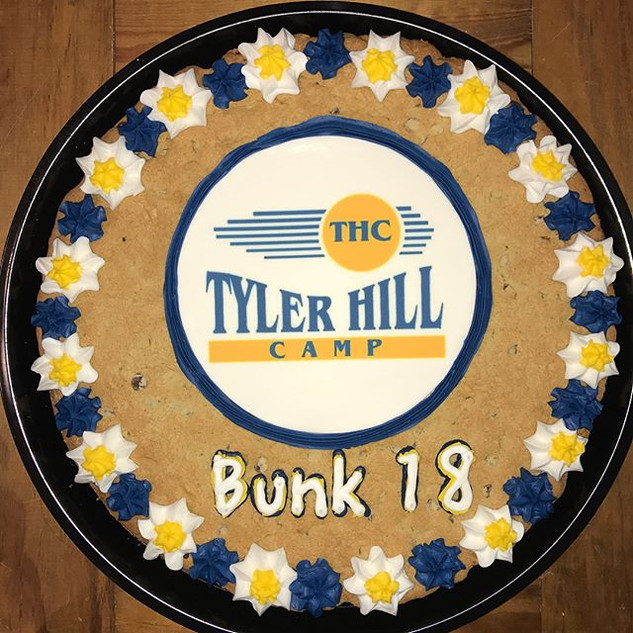 Happy Visiting Day _tylerhillcamp _#bake