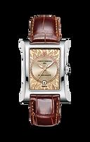 Logosuz CSWC Saat - Altın Kadranlı
