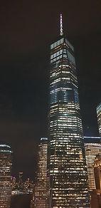 One World Trade Center Gece