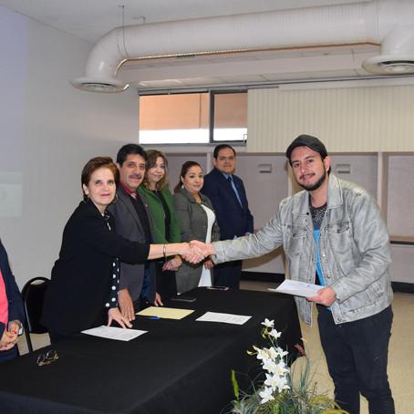 Realizamos la primera entrega de becas a alumnos del Instituto Tecnológico de Chihuahua (ITCH)