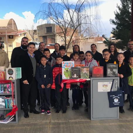 """Arranca """"Todos a Leer"""" en 8 escuelas primarias del Estado de Chihuahua"""