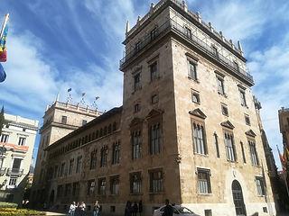 バレンシア宮殿