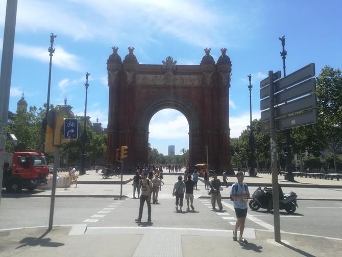 バルセロナに行って参りました!
