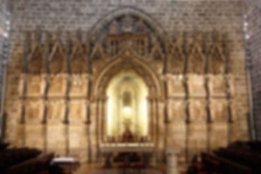 バレンシア観光。聖杯ツアー