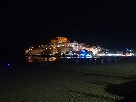 バレンシア州観光。ペニスコラ