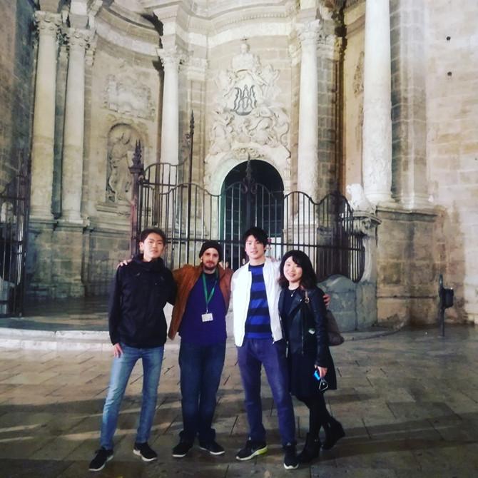 日本の留学生