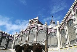 バレンシア観光。モダニズム