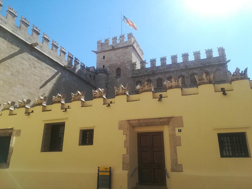 Visitas guiadas Valencia. Ruta de la Seda