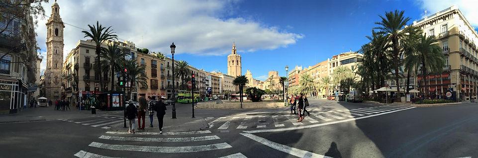 バレンシア現地ツアー。シルクロードツアー