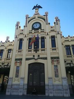 Valencia North Station