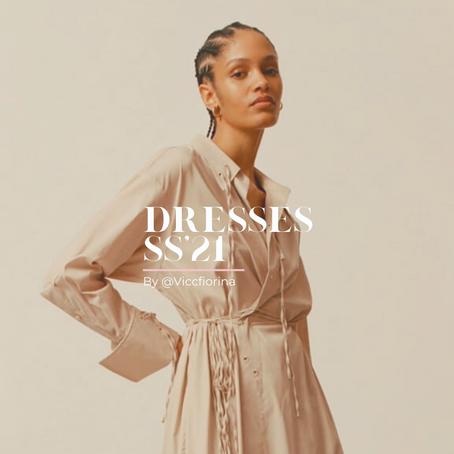DRESSES - TRENDS SS'21