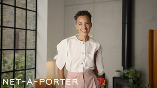 FASHION CHALLENGE NET-A-PORTER