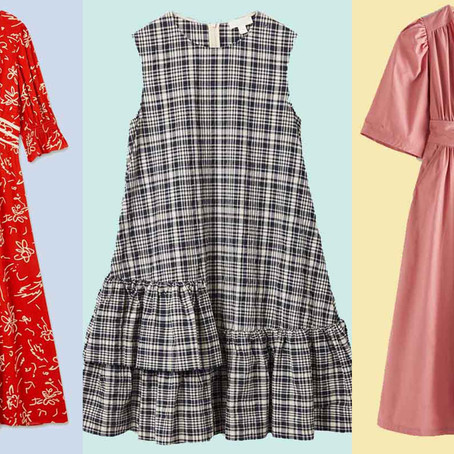 Spring is coming and so are the dresses!