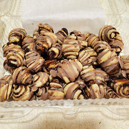 Mini Choc. Cheese Rugelach