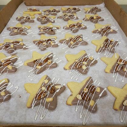 Star Pecan Cookies