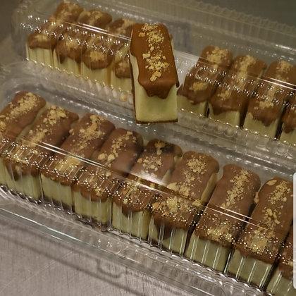 Lotus cheese Log