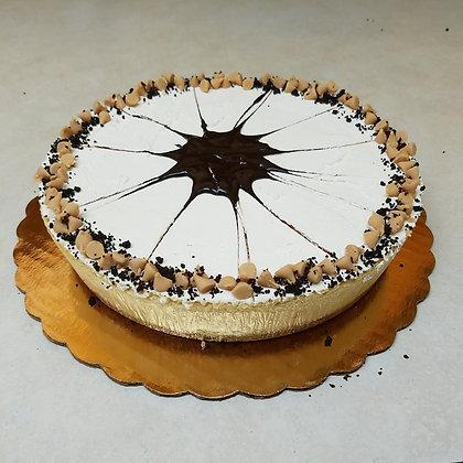 "Peanut Butter Cheese Cake - Round 9"""