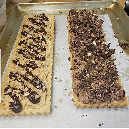 Rectangular Tart Cake