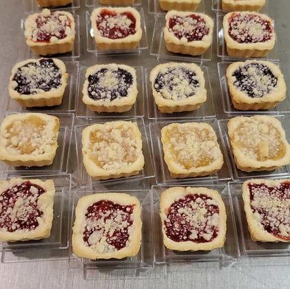 Mini Fruit Tart Assorted